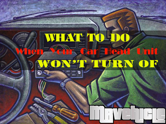 how to turn off navigation in car