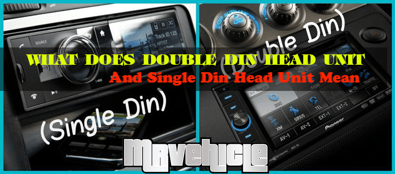 What Does  Din Mean On A Car Stereo