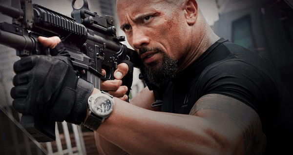First, Look At Dwayne Johnson's Fast And Furious 8 In