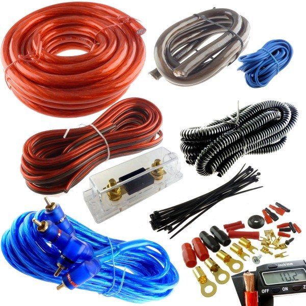 How To Install A Car Subwoofer And AMP In 11 Easy To Follow ... What Wiring Kit For Amp on amp install kit, amp connectors, pt cruiser car kit, amp cable, amp wire kit, amp installation kit, car amp kit,