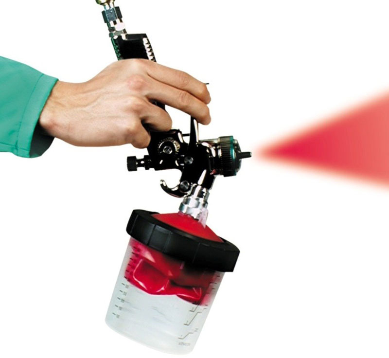 Finding The Best Automotive Spray Gun For Your Vehicle 2017