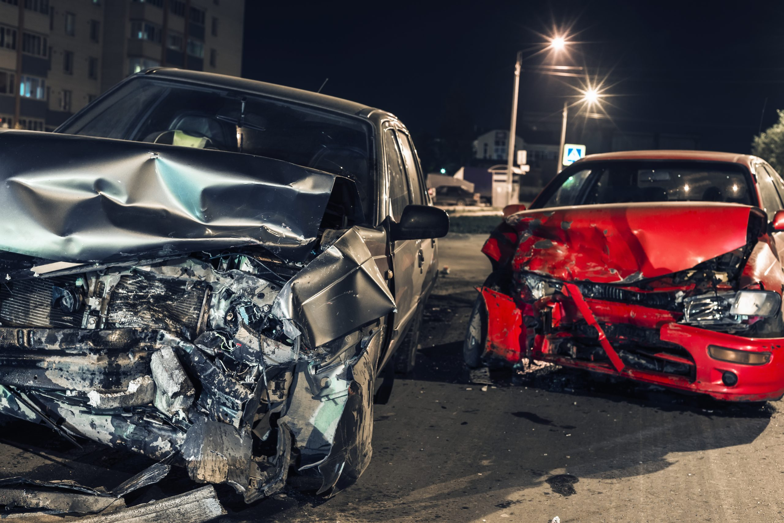 7 Consequences Of A Car Accident